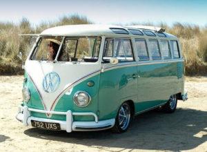 Camping-car : Le combi à la mode