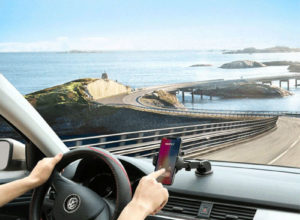 Support téléphone voiture – S'équiper pour éviter l'amende